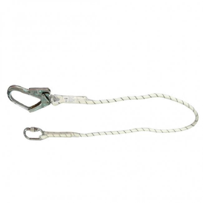 Safety lanyard 1 hook (700-056)