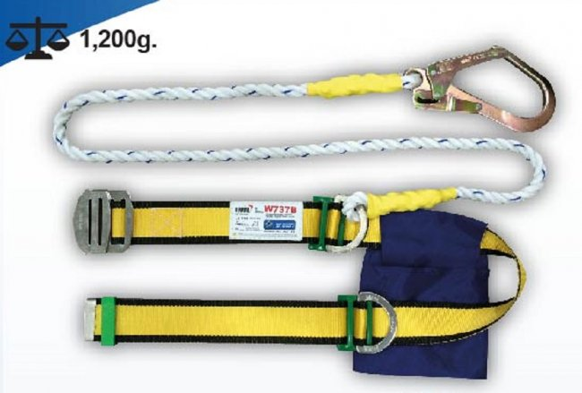 Safety Belt 1 Hook (700-512)